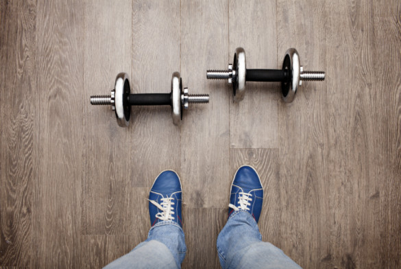 The NO EXCUSE Workout