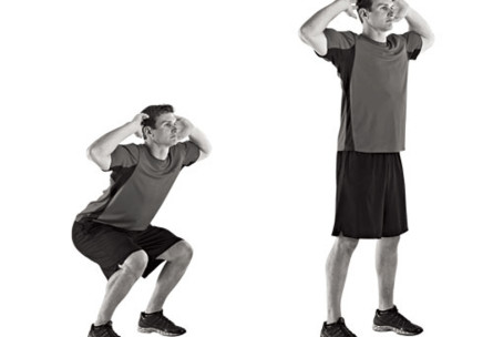 Killer Leg Workout done in 4 minutes